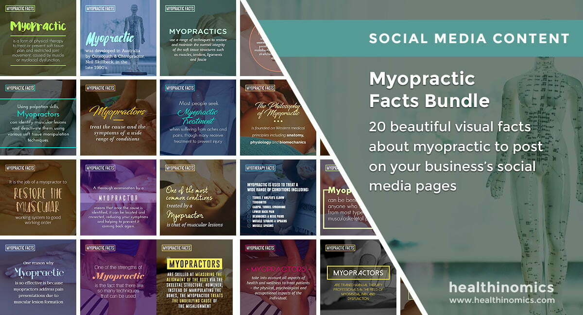 Myopractic Facts Bundle | By Healthinomics
