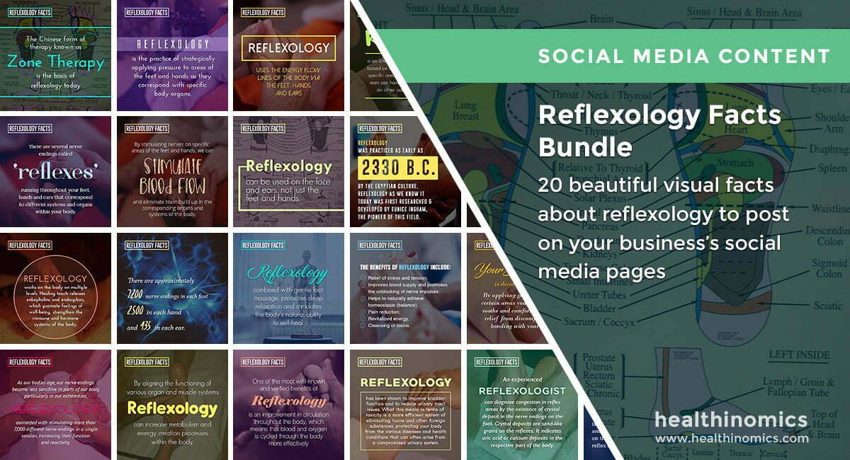 Reflexology Facts Bundle | By Healthinomics