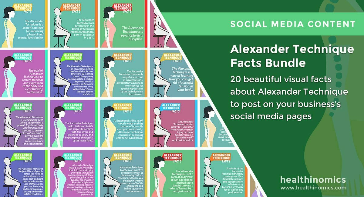 Alexander Technique Facts Bundle | By Healthinomics